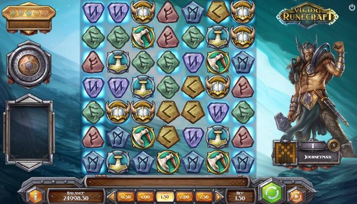 Viking Runecraft Gameplay