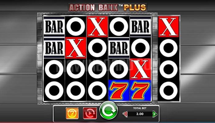 Action Bank Plus Gameplay