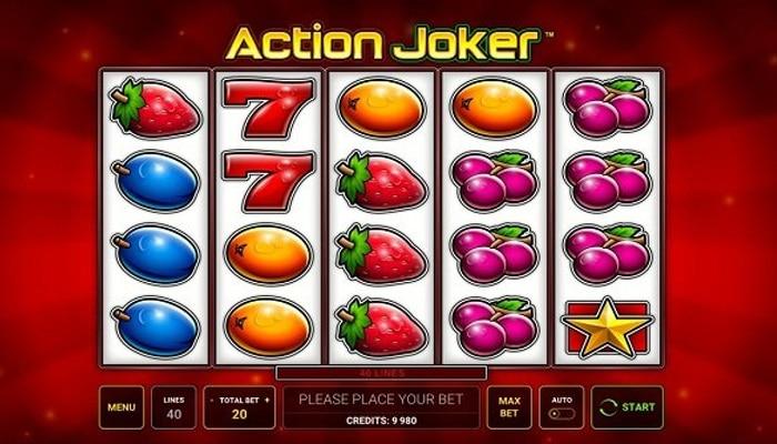 Action Joker Gameplay