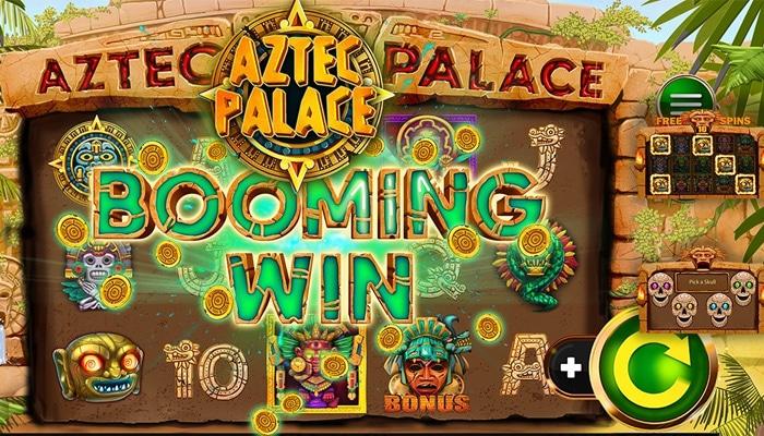 Aztec Palace Gameplay