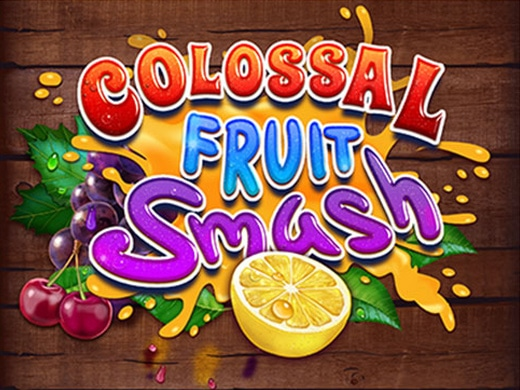 Colossal Fruit Smash Logo