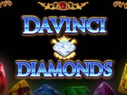 Da Vinci Diamonds IGT gokkast