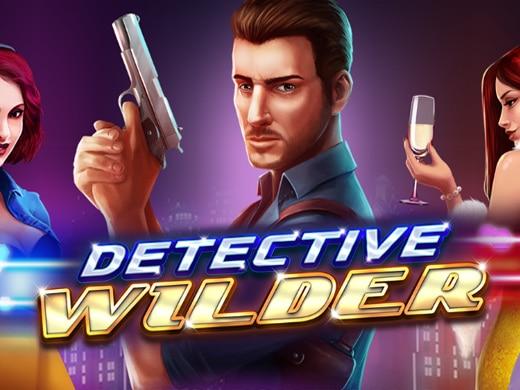 Detective Wilder Logo1