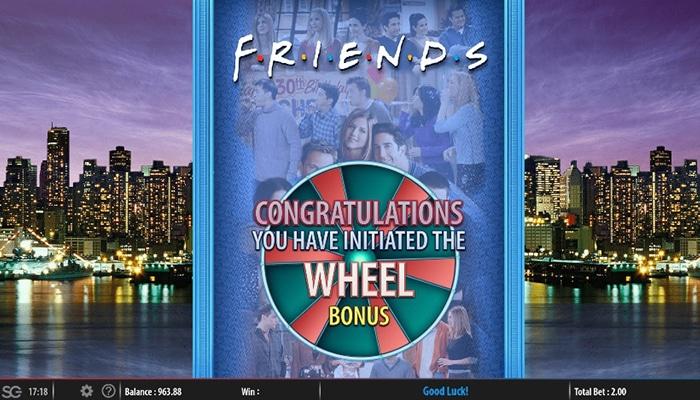 Friends bonusspel