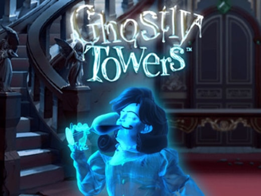 Ghostly Towers Logo1