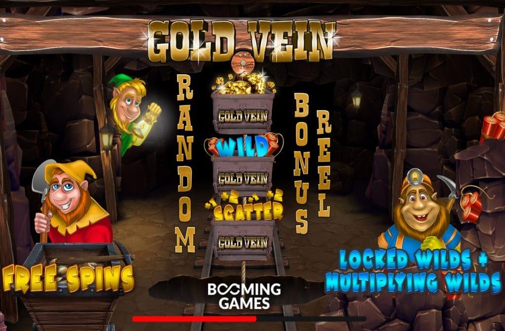 Door de diverse bonussen die er bij Gold Vein te verdienen zijn, maak je kans op extra geldprijzen