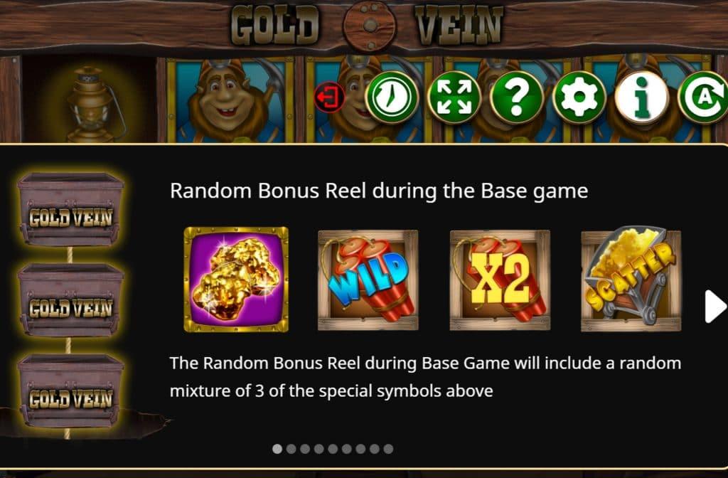 Bij het basisspel kun je diverse bonussen tegen komen