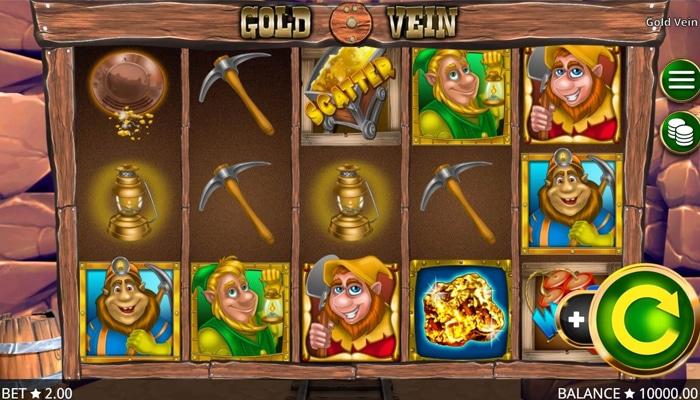 Gold Vein Gameplay
