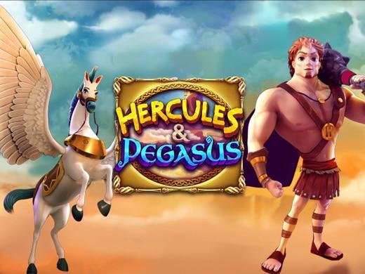 Hercules & Pegasus Logo