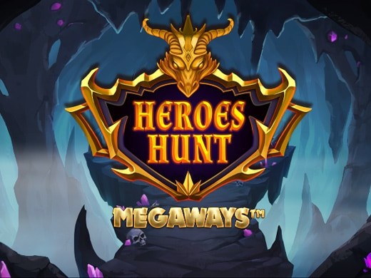 Heroes Hunt Megaways Logo1