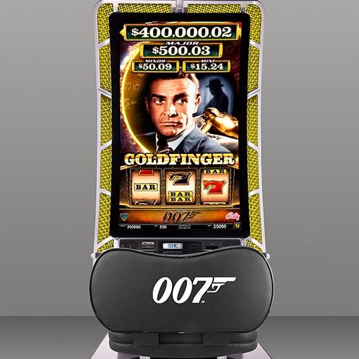 James Bond Holland Casino