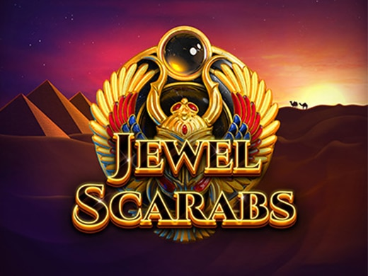 Jewel Scarabs Red Tiger Gokkast1