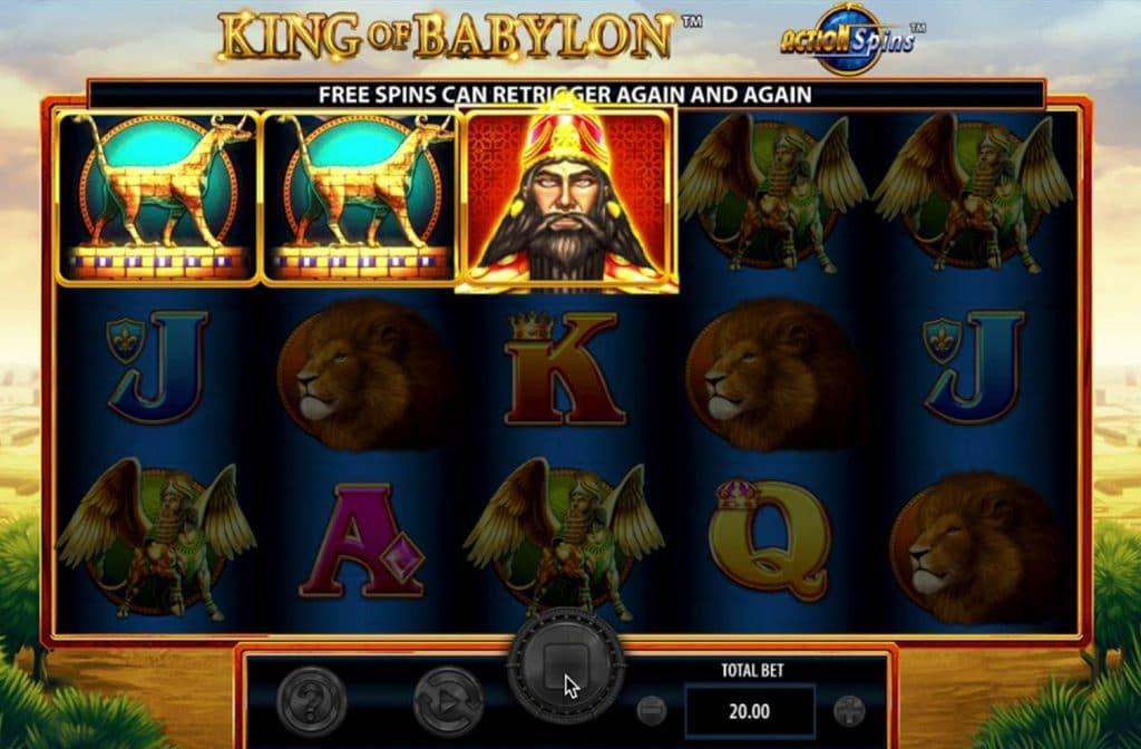 Deze gokkast is ontwikkeld door spelprovider SHFL Entertainment