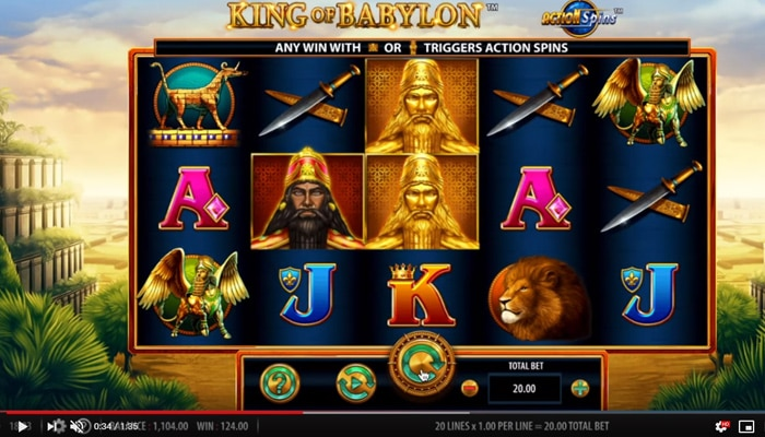 King of Babylon Gameplay