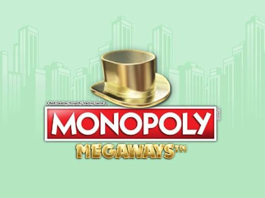 Monopoly Megaways Logo3