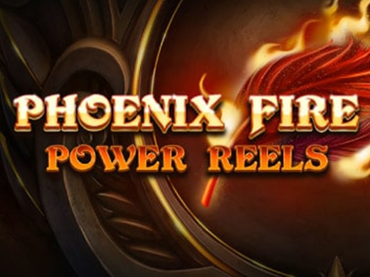 Phoenix Fire Power Reels Red Tiger2