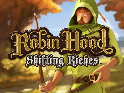 Robin Hood Shifting Riches Logo2