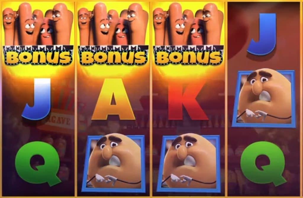 Deze vrolijk gekleurde gokkast is ontwikkeld door spelprovider Blueprint
