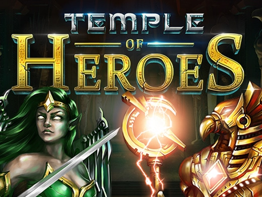 Temple of Heroes Logo
