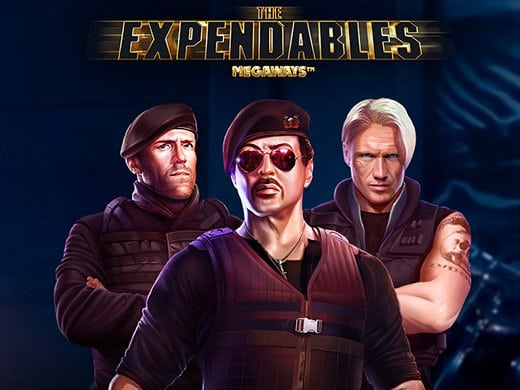 The Expendables Megaways2