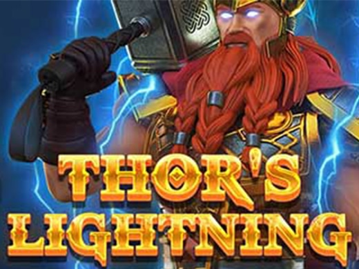 Thor's Lightning Red Tiger Gokkast1