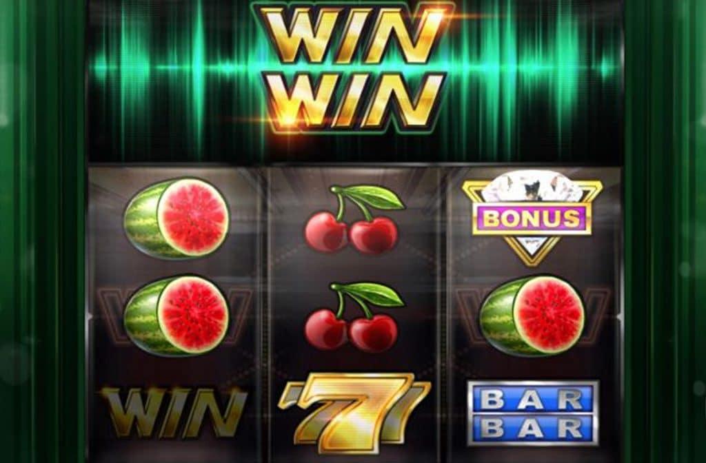 De Win Win gokkast is ontwikkeld door spelprovider ELK Studios