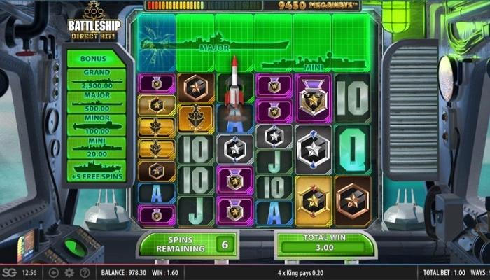 Battleship Direct Hit Gameplay