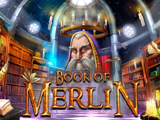 Book of Merlin 1x2 Gaming2