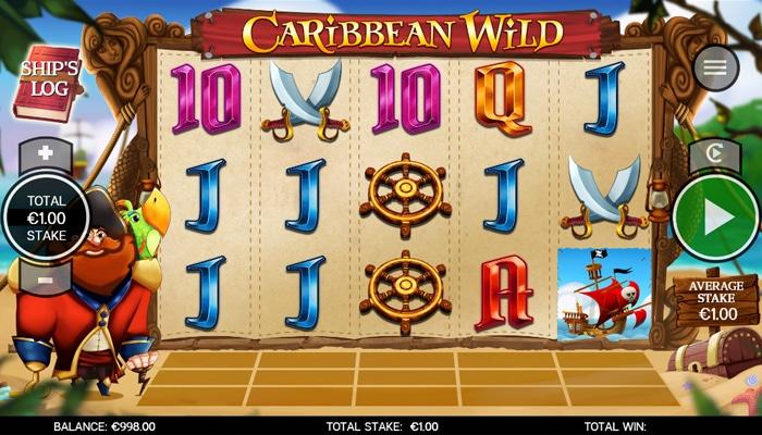 Caribbean Wild Gameplay
