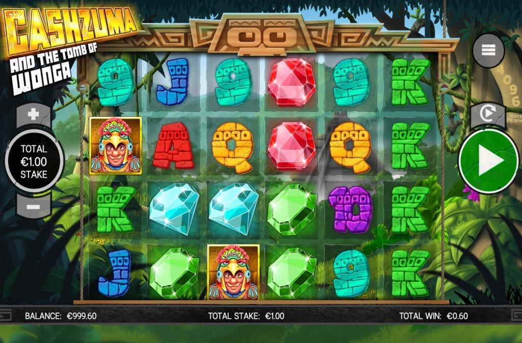 Deze gokkast met een mooie gameplay is ontwikkelt door spelprovider Core Gaming