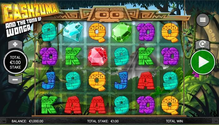 Cashzuma and the Tomb of Wonga Gameplay