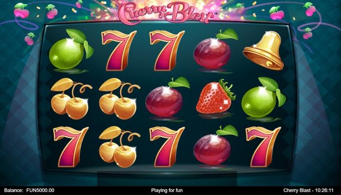 Cherry Blast Gameplay