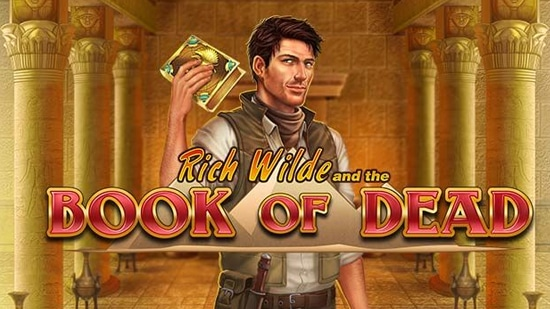 Free spins op Book of Dead