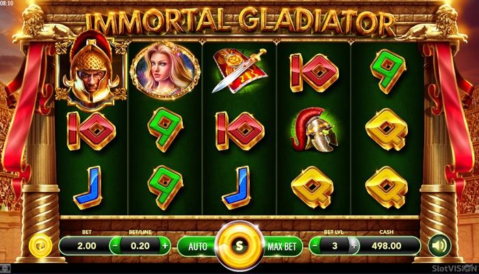 Immortal Gladiator Gameplay