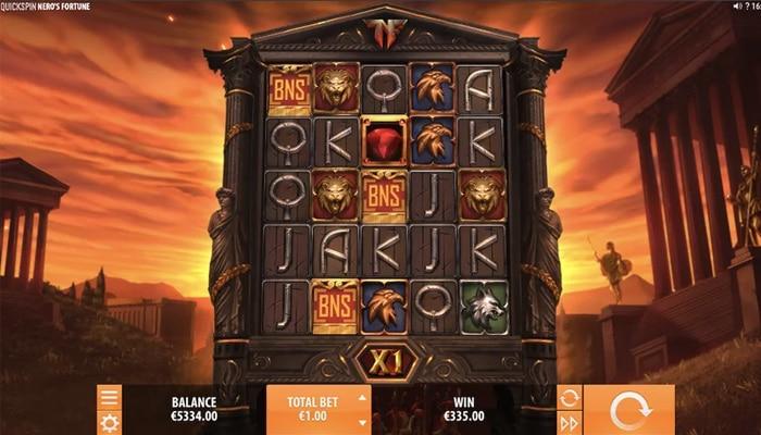 Nero's Fortune Gameplay
