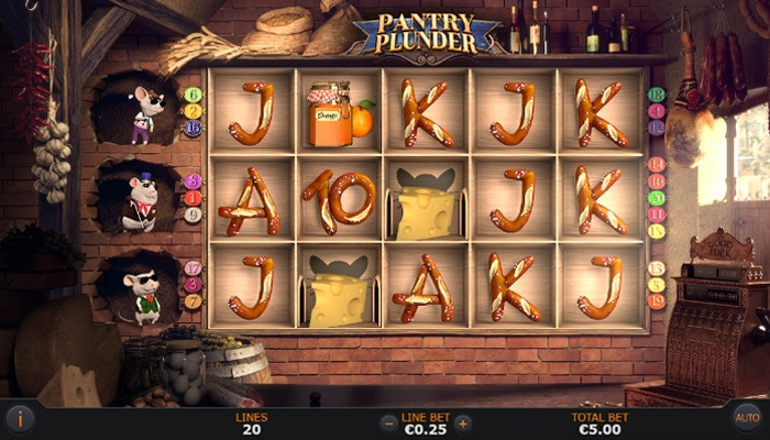 Pantry Plunder Gameplay