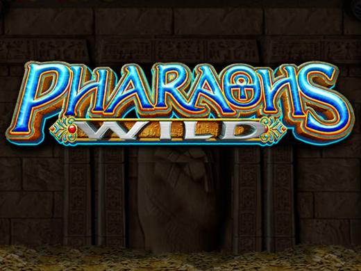 Pharaohs Wild Logo2