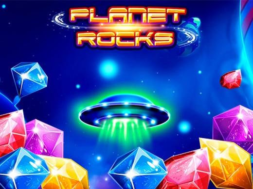 Planet Rocks Logo