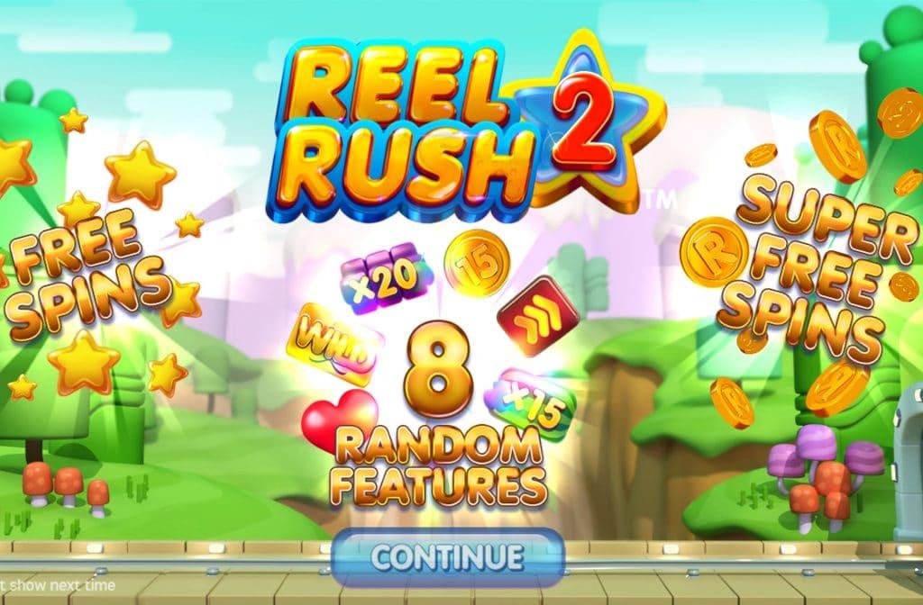 Reel Rush 2 van NetEnt kent diverse bonussen waardoor je mooie geldprijzen kunt winnen