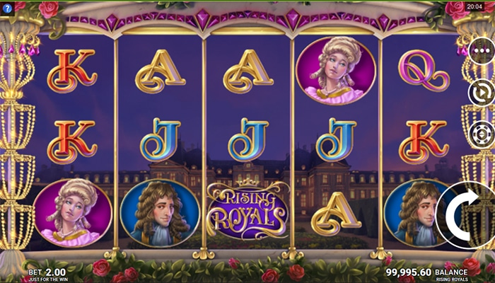 Rising Royals Gameplay