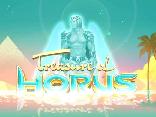 Treasure of Horus Logo