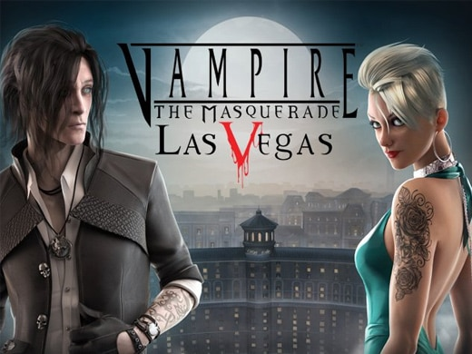 Vampire The Masquerade Las Vegas Logo2