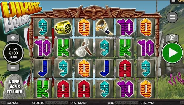 Viking Hoard Gameplay
