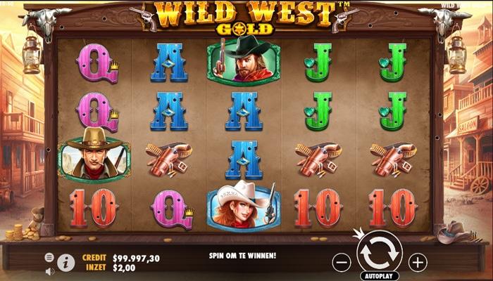 Wild West Gold Gameplay