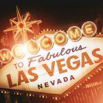 eerste keer naar Las Vegas