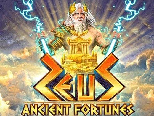 Ancient Fortunes Zeus Logo1