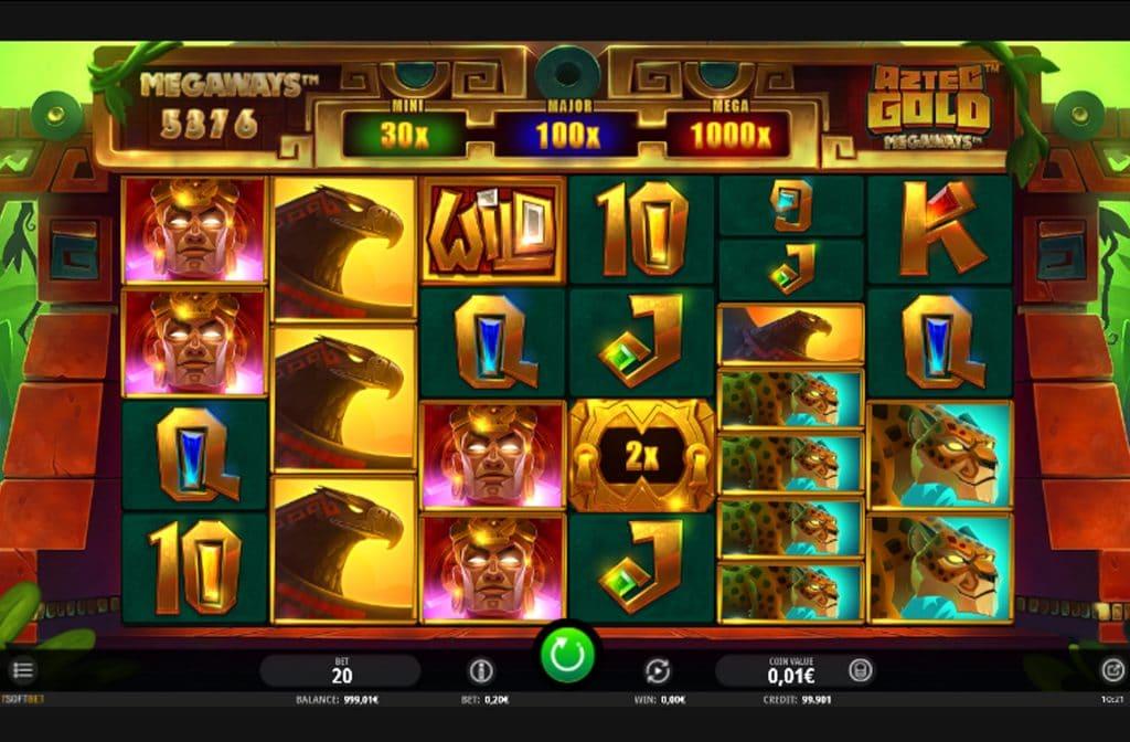 Deze kleurrijke gokkast is ontwikkeld door spelprovider iSoftBet