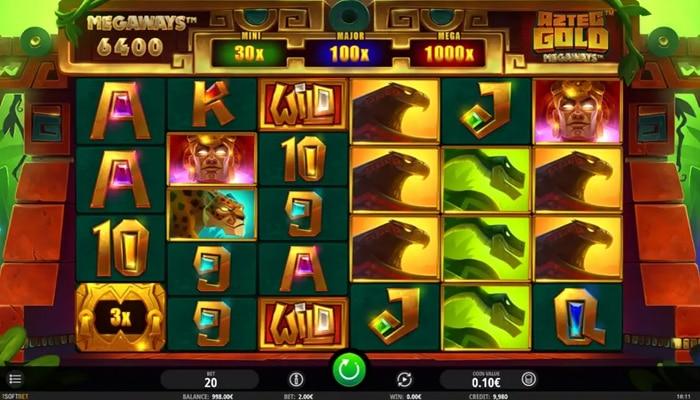 Aztec Gold Gameplay