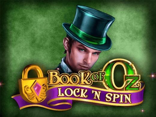 Book of Oz Lock 'N Spin Logo1