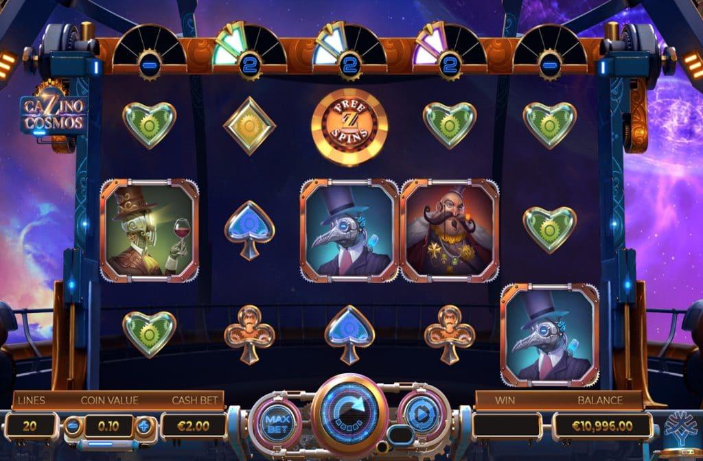 Deze goed uitgewerkte gokkast is ontwikkeld door spelprovider Yggdrasil
